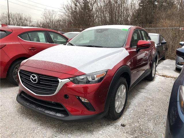 2019 Mazda CX-3 GS (Stk: 81209) in Toronto - Image 1 of 5