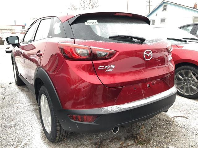 2019 Mazda CX-3 GS (Stk: 81209) in Toronto - Image 2 of 5