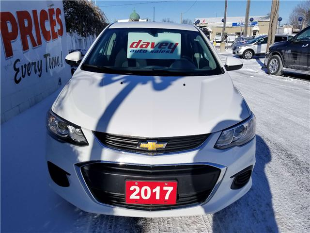 2017 Chevrolet Sonic LT Auto (Stk: 19-018) in Oshawa - Image 2 of 15