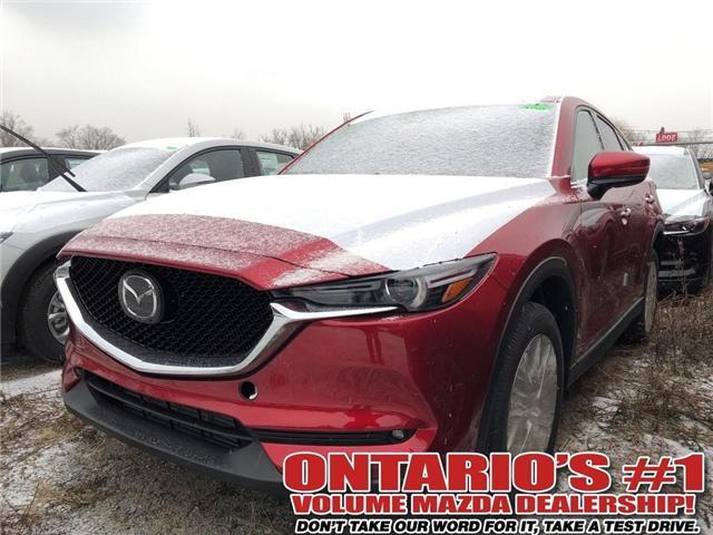 2019 Mazda CX-5 Signature (Stk: 81263) in Toronto - Image 1 of 1