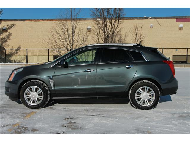 2011 Cadillac SRX Luxury Collection (Stk: 1901008) in Waterloo - Image 2 of 29