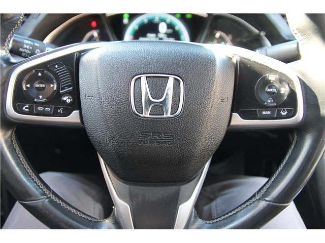 2016 Honda Civic Touring (Stk: Consign-1901) in Waterloo - Image 15 of 30
