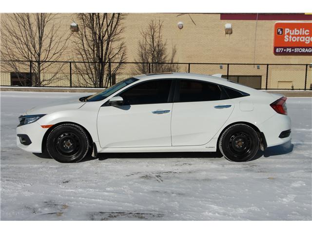 2016 Honda Civic Touring (Stk: Consign-1901) in Waterloo - Image 3 of 30