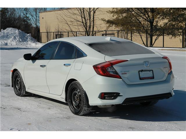 2016 Honda Civic Touring (Stk: Consign-1901) in Waterloo - Image 4 of 30