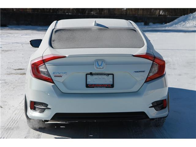 2016 Honda Civic Touring (Stk: Consign-1901) in Waterloo - Image 6 of 30