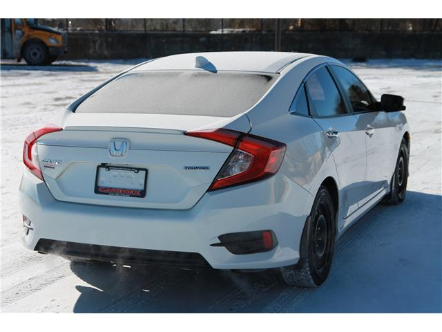 2016 Honda Civic Touring (Stk: Consign-1901) in Waterloo - Image 7 of 30