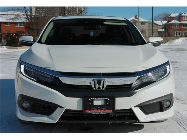 2016 Honda Civic Touring (Stk: Consign-1901) in Waterloo - Image 10 of 30
