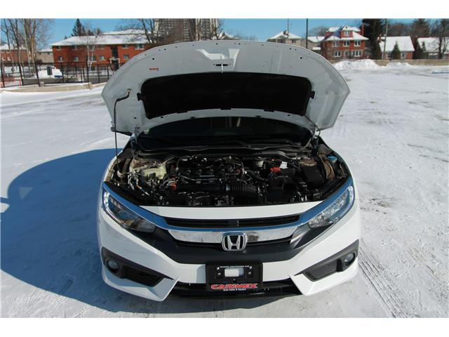 2016 Honda Civic Touring (Stk: Consign-1901) in Waterloo - Image 28 of 30