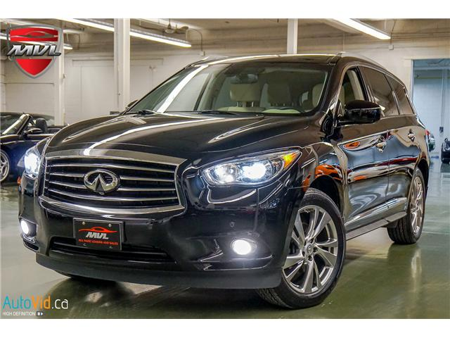 2015 Infiniti QX60 Base (Stk: ) in Oakville - Image 1 of 42