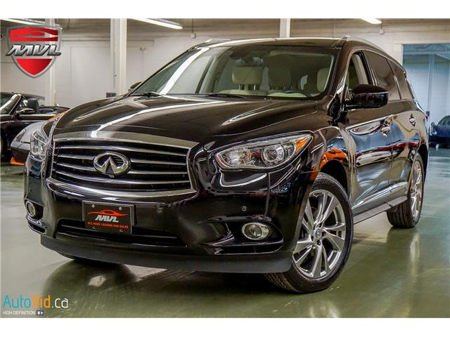 2015 Infiniti QX60 Base (Stk: ) in Oakville - Image 2 of 42