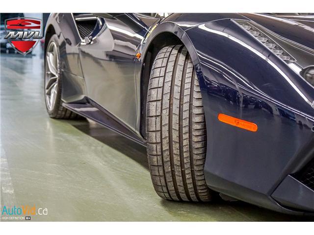 2017 Ferrari 488 Spider Base (Stk: ) in Oakville - Image 5 of 49