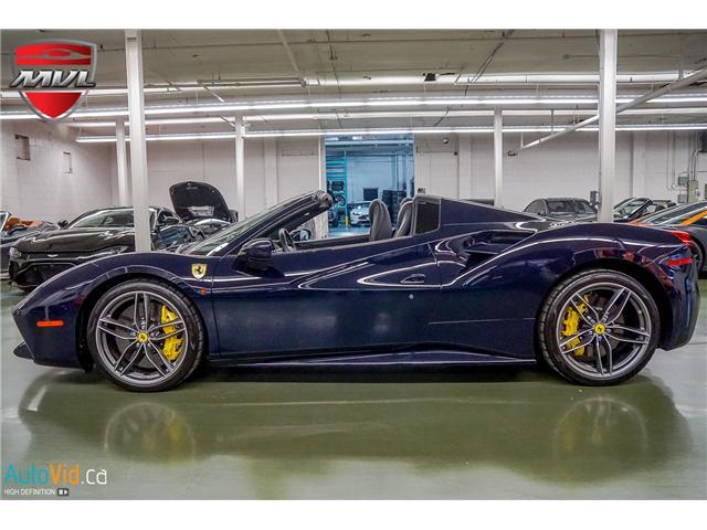 2017 Ferrari 488 Spider Base (Stk: ) in Oakville - Image 9 of 49