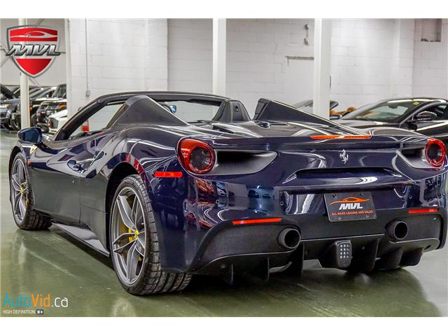 2017 Ferrari 488 Spider Base (Stk: ) in Oakville - Image 10 of 49