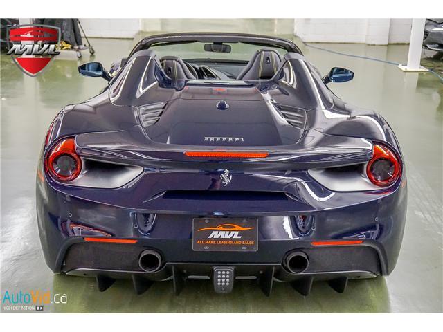 2017 Ferrari 488 Spider Base (Stk: ) in Oakville - Image 13 of 49