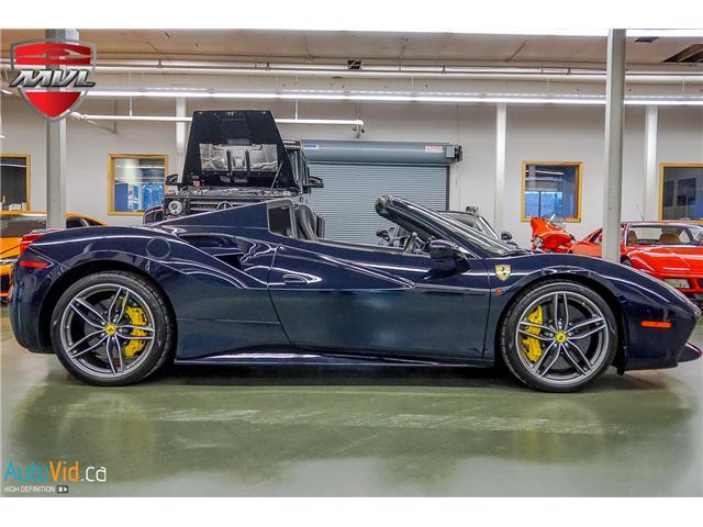 2017 Ferrari 488 Spider Base (Stk: ) in Oakville - Image 17 of 49