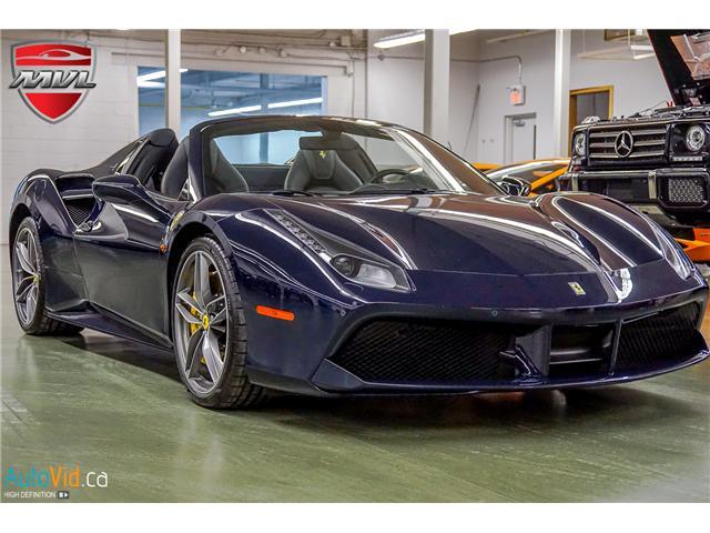 2017 Ferrari 488 Spider Base (Stk: ) in Oakville - Image 18 of 49