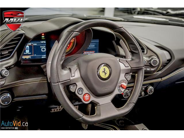 2017 Ferrari 488 Spider Base (Stk: ) in Oakville - Image 25 of 49