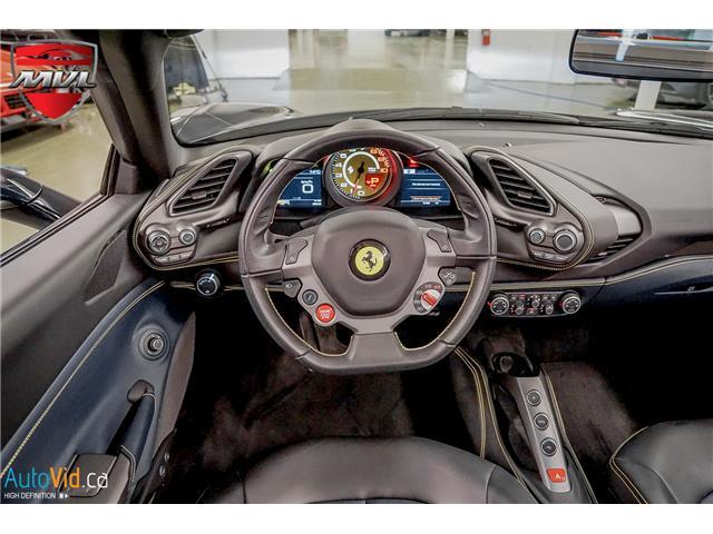 2017 Ferrari 488 Spider Base (Stk: ) in Oakville - Image 27 of 49