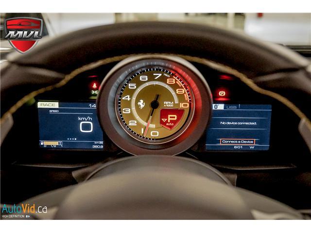 2017 Ferrari 488 Spider Base (Stk: ) in Oakville - Image 35 of 49