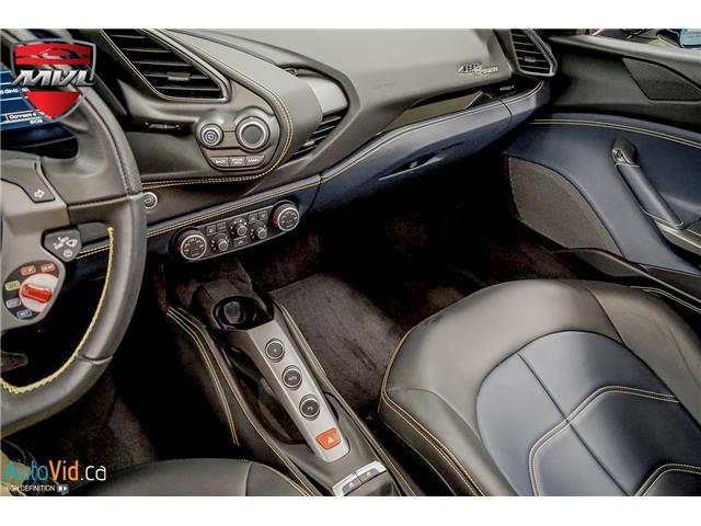 2017 Ferrari 488 Spider Base (Stk: ) in Oakville - Image 37 of 49
