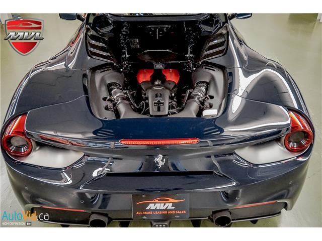2017 Ferrari 488 Spider Base (Stk: ) in Oakville - Image 38 of 49