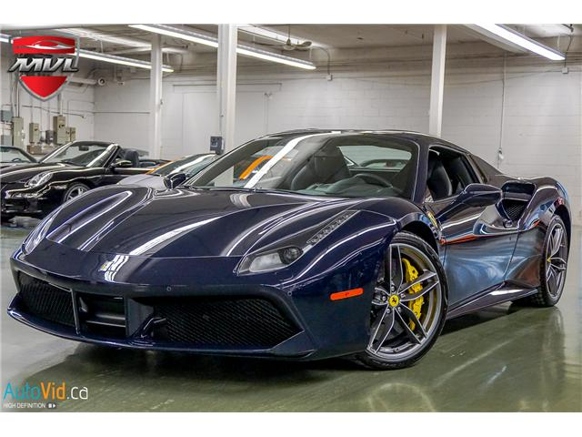 2017 Ferrari 488 Spider Base (Stk: ) in Oakville - Image 41 of 49