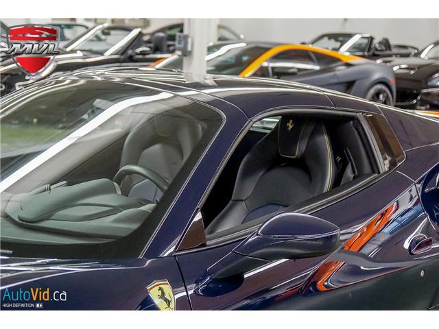 2017 Ferrari 488 Spider Base (Stk: ) in Oakville - Image 46 of 49