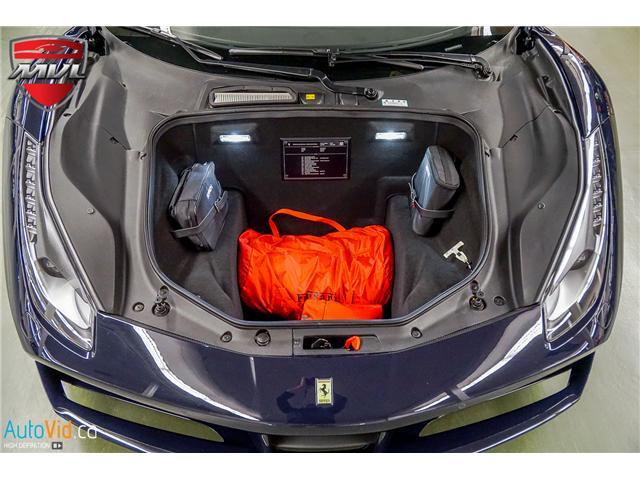 2017 Ferrari 488 Spider Base (Stk: ) in Oakville - Image 49 of 49