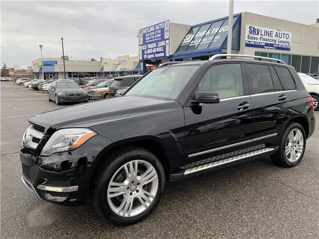 2015 Mercedes-Benz Glk-Class Base (Stk: ) in Concord - Image 1 of 19