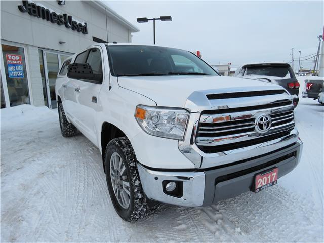 2017 Toyota Tundra Platinum 5.7L V8 at $47909 for sale in ...