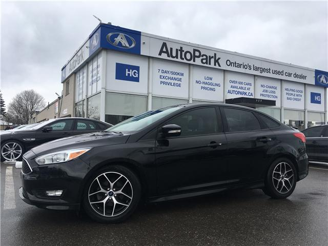 2015 Ford Focus SE (Stk: 15-52359) in Brampton - Image 1 of 25