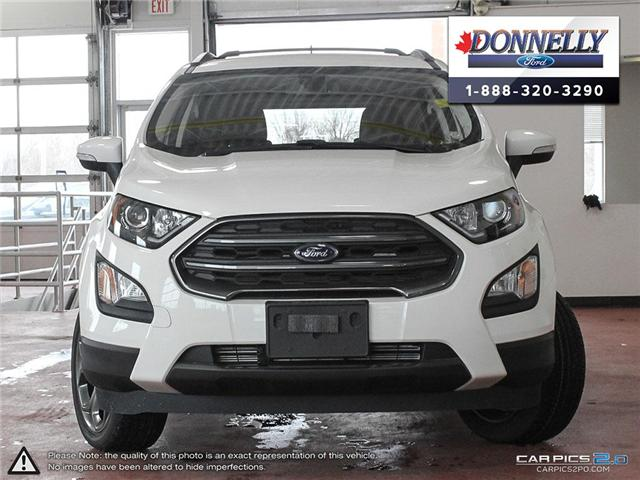 2018 Ford EcoSport SES (Stk: DR1992) in Ottawa - Image 12 of 27