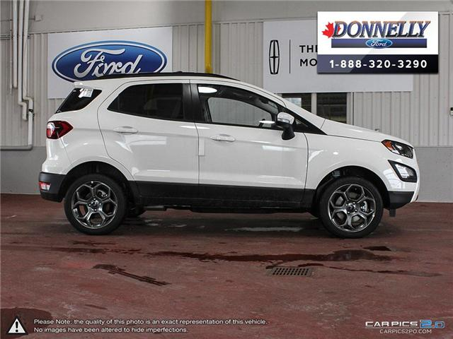 2018 Ford EcoSport SES (Stk: DR1992) in Ottawa - Image 21 of 27