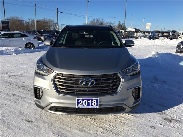 2018 Hyundai Santa Fe XL Luxury at $30995 for sale in Smiths