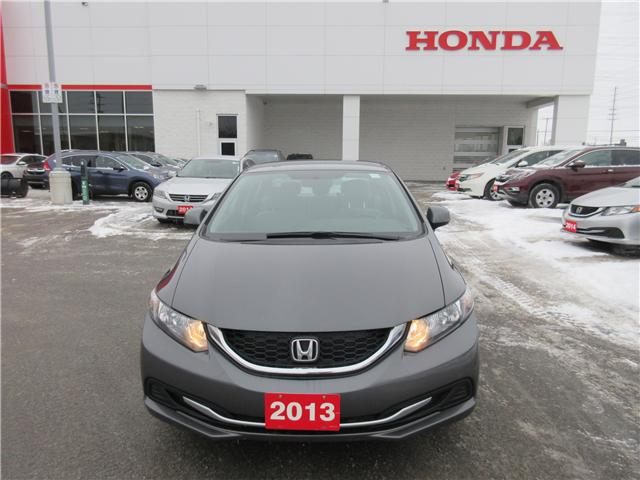 2013 Honda Civic LX (Stk: SS3324) in Ottawa - Image 2 of 10