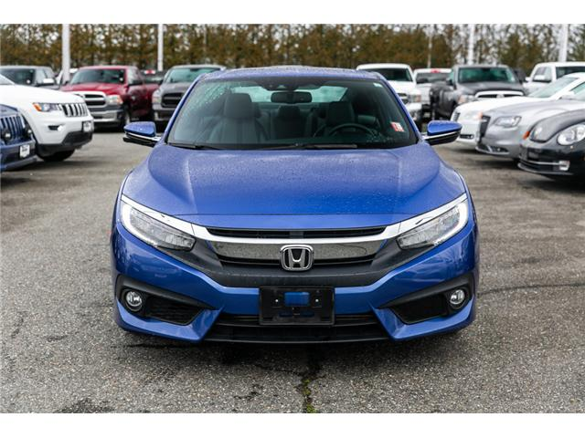 2017 Honda Civic Touring (Stk: AB0804) in Abbotsford - Image 2 of 27