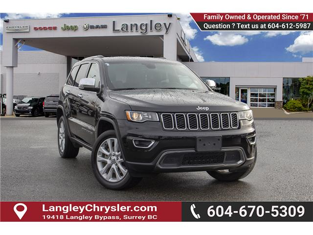 2017 Jeep Grand Cherokee Limited (Stk: J810232A) in Surrey - Image 1 of 25