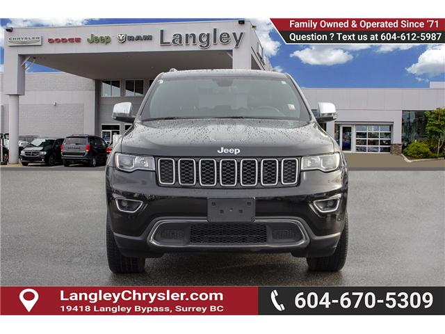 2017 Jeep Grand Cherokee Limited (Stk: J810232A) in Surrey - Image 2 of 25