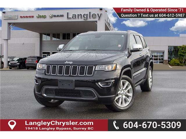 2017 Jeep Grand Cherokee Limited (Stk: J810232A) in Surrey - Image 3 of 25