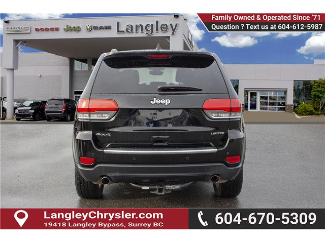 2017 Jeep Grand Cherokee Limited (Stk: J810232A) in Surrey - Image 5 of 25