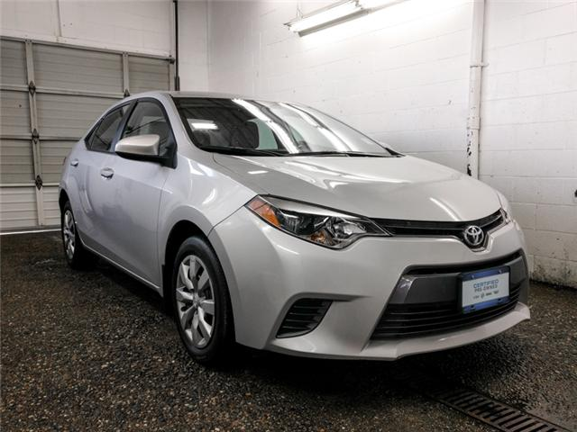 2016 Toyota Corolla CE (Stk: T6-38541) in Burnaby - Image 2 of 25
