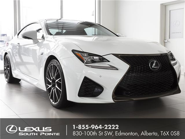 2015 Lexus RC F Base (Stk: L800388A) in Edmonton - Image 1 of 24