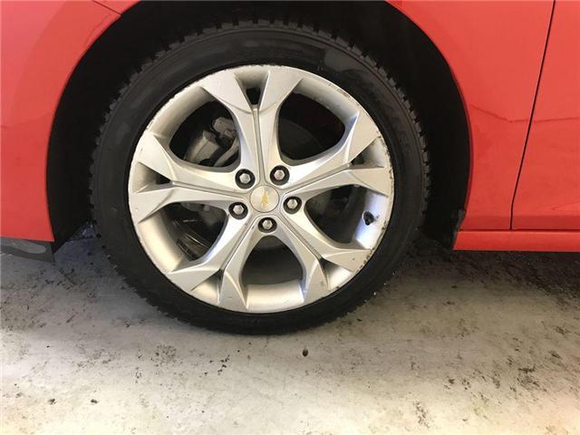 2017 Chevrolet Cruze Premier Auto (Stk: 593487) in Milton - Image 3 of 30