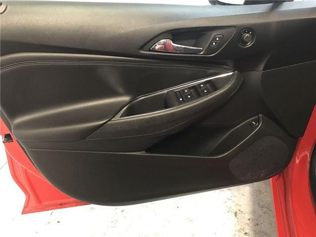 2017 Chevrolet Cruze Premier Auto (Stk: 593487) in Milton - Image 8 of 30
