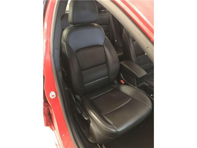 2017 Chevrolet Cruze Premier Auto (Stk: 593487) in Milton - Image 16 of 30