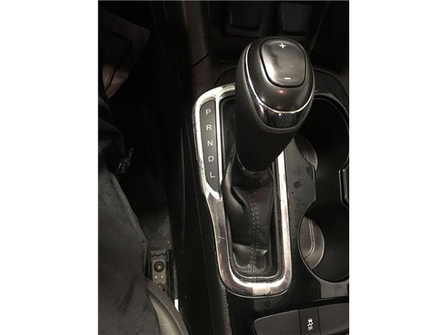 2017 Chevrolet Cruze Premier Auto (Stk: 593487) in Milton - Image 23 of 30
