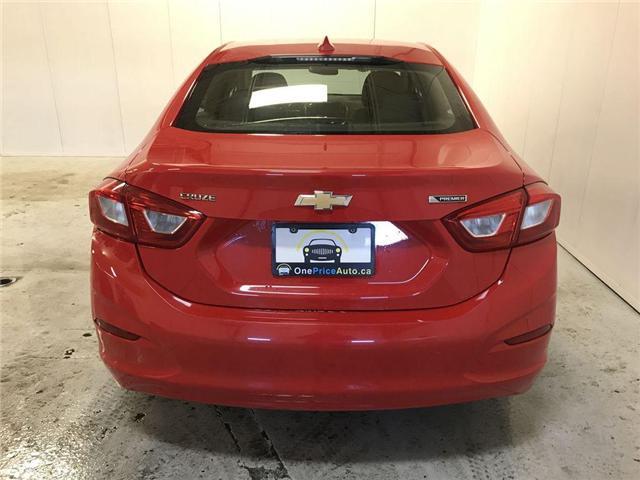 2017 Chevrolet Cruze Premier Auto (Stk: 593487) in Milton - Image 29 of 30