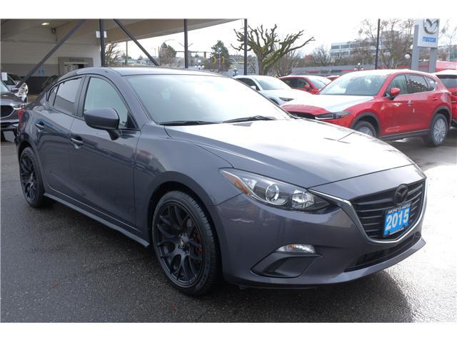 2015 Mazda Mazda3 GX (Stk: 403816A) in Victoria - Image 1 of 19