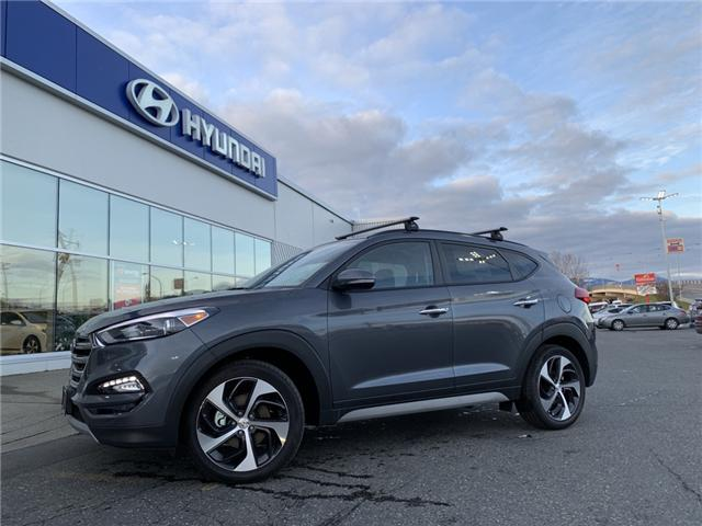 2018 Hyundai Tucson SE 1.6T (Stk: H86-6855) in Chilliwack - Image 1 of 12