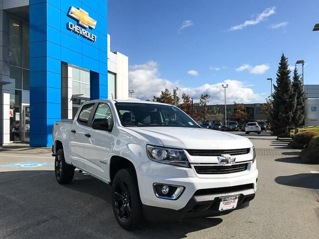 2018 Chevrolet Colorado LT (Stk: 8CL02900) in North Vancouver - Image 2 of 7